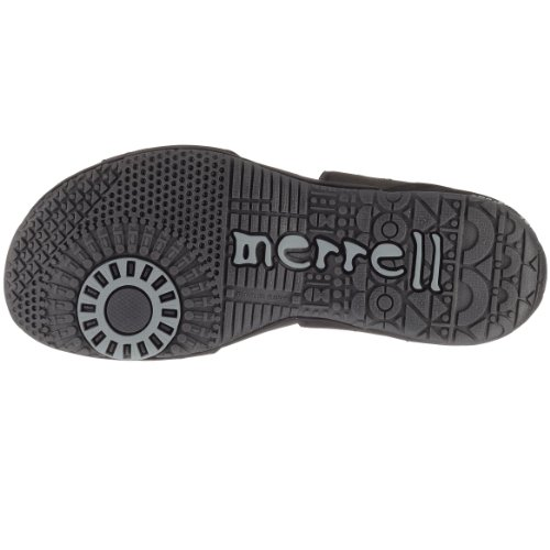 Merrell Micca Nero Delle Sandalo Donne Scivoli vOUtWqT