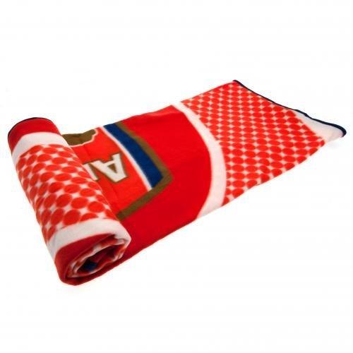 (Official Arsenal FC Fleece Blanket BE)