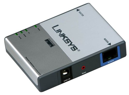 Linksys Network Optimizer for Gaming and VoIP
