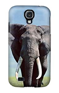 S0309 Africa Elephant Case Cover for Samsung Galaxy S4 mini