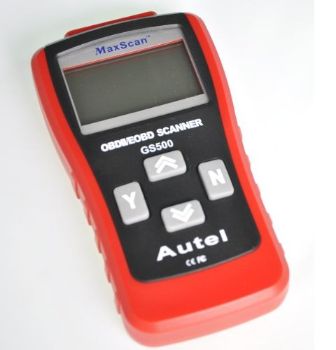 Maxscan Gs500 Reader Scanner Vehicles product image