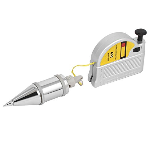 uxcell 6Mx400G Apeak Line Magnetic Plumb Rite Setter Leveling Test Device Measure Tool ()