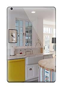 Hot Fashion PgZfIHZ8240Uwzyj Design Case Cover For Ipad Mini/mini 2 Protective Case (bright Yellow Dishwasher Adds Color To White Kitchen)