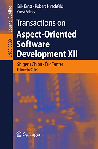 transactions-on-aspect-oriented-software-development-xii-12-lecture-notes-in-computer-science