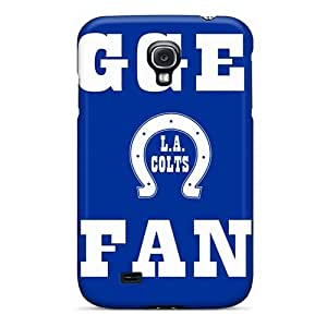 [GKk12002UKVN] - New Indianapolis Colts Protective Galaxy S4 Classic Hardshell Cases by mcsharks