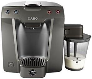 AEG LM5400-U Independiente Máquina espresso 0.9L Gris - Cafetera ...