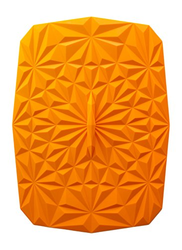 GIR: Get It Right Premium Silicone Rectangular Lid, 9 by 13 Inches, Orange