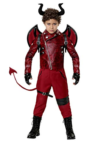Child Dangerous Devil Costume Large ()
