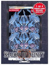 Yu-Gi-Oh! YuGiOh GX Card Game Shadow of Infinity SE Speci...