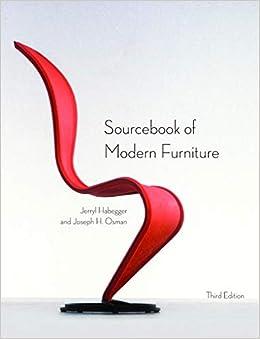 Phenomenal Sourcebook Of Modern Furniture Third Edition Jerryll Interior Design Ideas Grebswwsoteloinfo