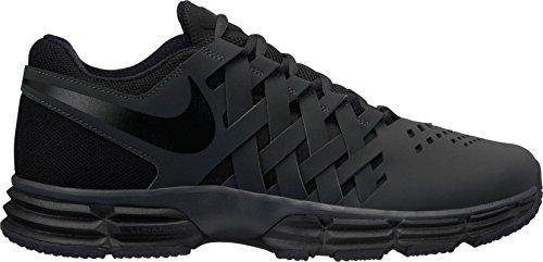 Nike Mens Maan Fingertrap (4e) Crosstrainer Zwart Antraciet