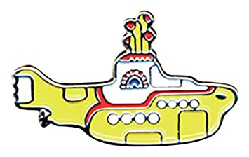 Beatles - Pin Small Submarine (in One Size)