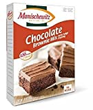 Manischewitz Chocolate Brownie Mix With Fudge Frosting Kosher For Passover 12 oz. Pack of 3.