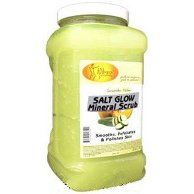Spa Redi Salt Glow MIneral Scrub - Cucumber (Gal)