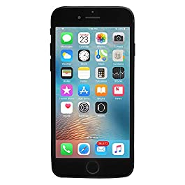 Apple iPhone 7, 32GB, Black – For AT&T / T-Mobile (Renewed)
