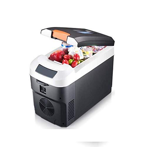 HNFYJQ Mini refrigerador para Autos de 10 litros 12V-220V para ...
