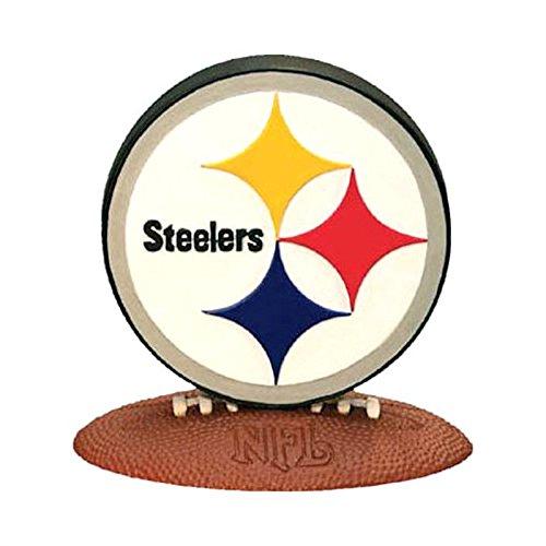 Pittsburgh Steelers Logo Figurine (The Memory Company Pittsburgh Steelers Team Logo)