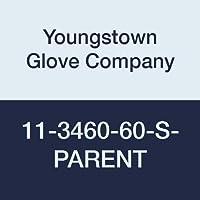 Youngstown Glove Waterproof Winter XT 200 gram Thinsulate Waterproof Gloves, Gray and Black