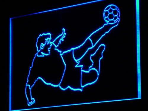 ADV PRO i811-b Football Training Club Bar Beer Neon Light Sign
