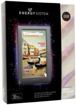 Energy Sistem Multimedia Color Book 3074 Touch: Amazon.es: Electrónica