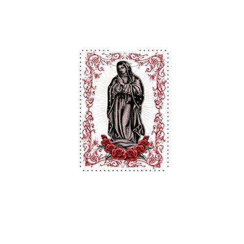 Rosa Bianca Avocadowear T Gesù Maria 5xl Xs shirt Uomo Vergine Nuovo EqFOqTf