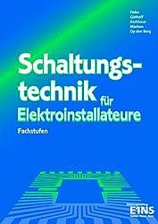 Schaltungstechnik für Elektroinstallateure, Fachstufen