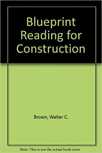 Blueprint reading for construction walter c brown 9780870062865 blueprint reading for construction walter c brown 9780870062865 amazon books malvernweather