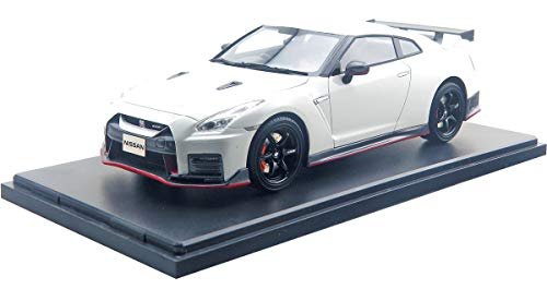 - INTERALLIED Hi Story 1/24 Nissan GT-R Nismo 2017 Brilliant White Pearl Finished Product