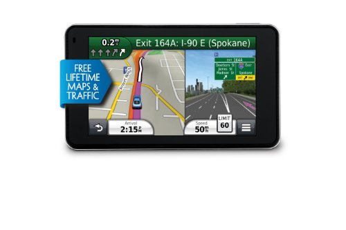 Garmin nüvi 3490LMT 4.3-Inch Portable GPS Navigator with Lifetime Maps and Traffic (Discontinued by Manufacturer)