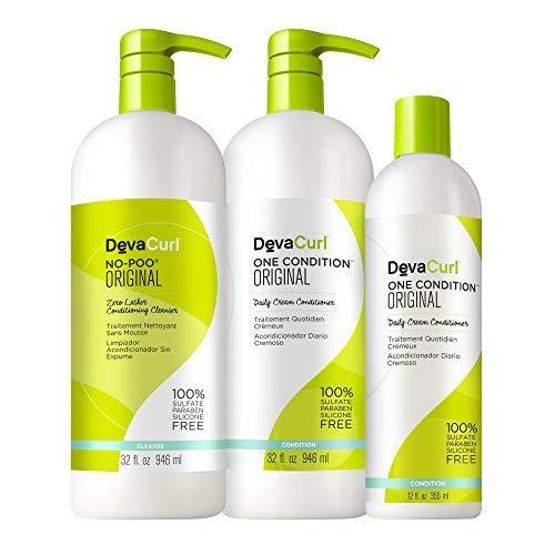Deva Care Hair (DevaCurl So Extra Liter Duo - Curly)
