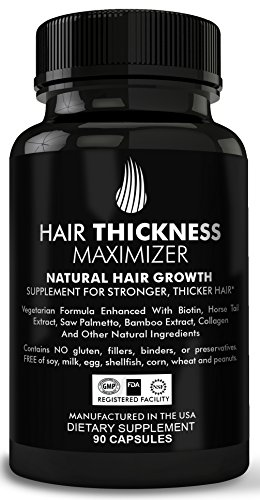 Hair Thickness Maximizer Natural Vitamins product image