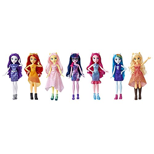 My Little Pony Equestria Girls Friendship Party Pack]()