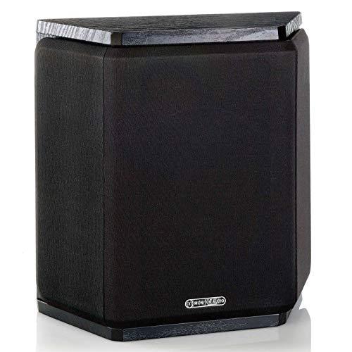 - Monitor Audio Bronze Series FX 2 Way Rear Effects Speakers - Black Oak
