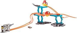 Mattel Hot Wheels CDL56 - Spiralrampen -Turm