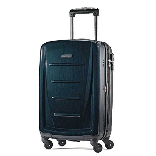 Boyt Luggage - Samsonite Luggage Winfield 2 Fashion HS Spinner 20 (Teal)