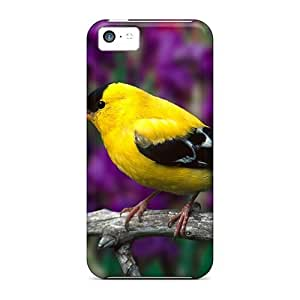 Flexible Tpu Back Case Cover For Iphone 5c - Taxi Bird