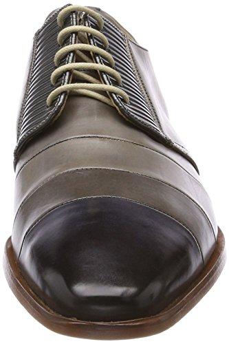 154 Stone Hamilton Patent Melvin Derby 29 Scarpe Crust Fog Multicolore Ls Uomo Oxygen amp; Elvis Nat London Gm Stringate aAqAg4wS