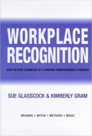 Workplace Recognition Step By Step Examples Of A Positive