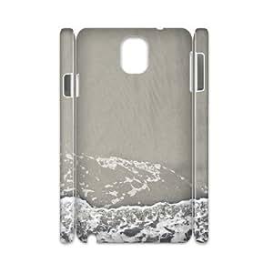 3D Okaycosama Funny Samsung Galaxy Note 3 Case Plant 120 Unique for Guys, Samsung Galaxy Note 3 Case for Men, [White]