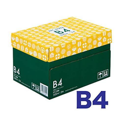 (まとめ)高白色コピー用紙 ノルディック B4 2500枚 1箱(500枚×5冊)【×2セット】 AV デジモノ プリンター OA プリンタ用紙 14067381 [並行輸入品] B07S1Y3RYQ