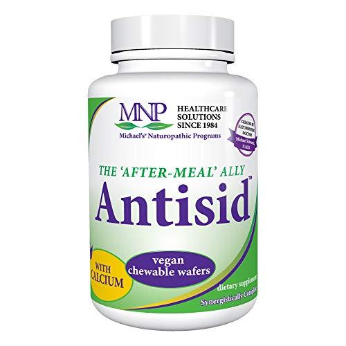 - Michael's Naturopathic Progams Antisid Supplements, 60 Count