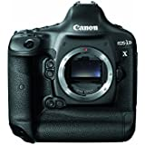 Canon EOS-1D X 18.1MP Full Frame CMOS Digital SLR Camera (Discontinued by Manufacturer) (Certified Refurbished)