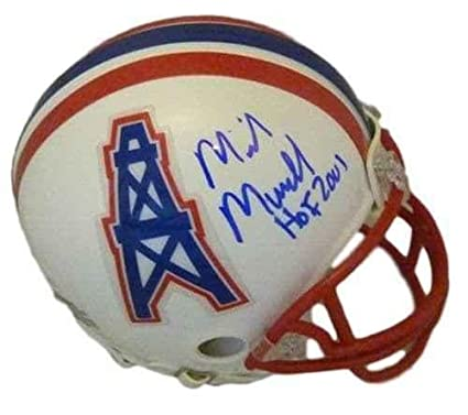 b8e1f3f9c Image Unavailable. Image not available for. Color  Mike Munchak Signed ...