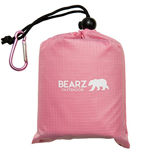 Review BEARZ Outdoor Beach Blanket/Compact