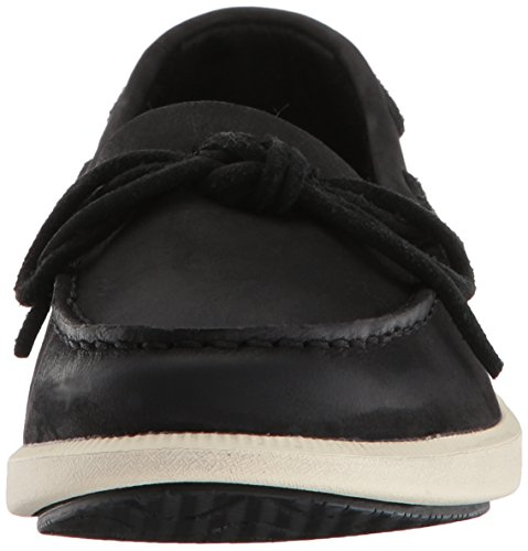 8 Oasis Black M Boat Canal Women's Us Shoe Sperry 5qFYXx