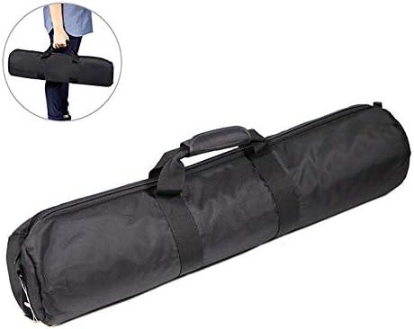 Meking 55cm Padded Stativtasche Licht Stativ Monopod Reißverschlusstasche mit Schultergurt für Stativ Light Stand Monopod Umbrellas