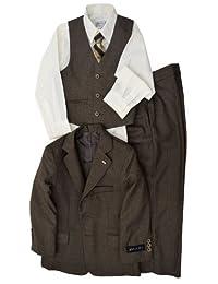 Johnnie Lene Dress Up Boys Designer Suit Set