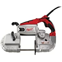 Milwaukee 6236N Deep Cut Band Saw - Ac/Dc Features