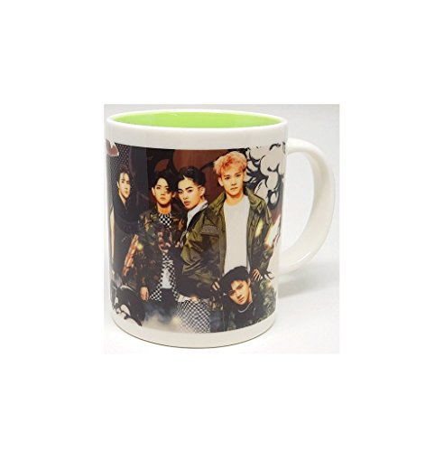 Team Box Calendar (EXO THE WAR The Power of Music Mug Cup Ceramic)