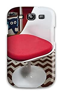 Cute PC Cynthaskey Saarinen Tulip Chair In Child8217s Room For Case Iphone 4/4S Cover